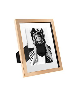 Eichholtz Large picture frame Brentwood L in rose gold