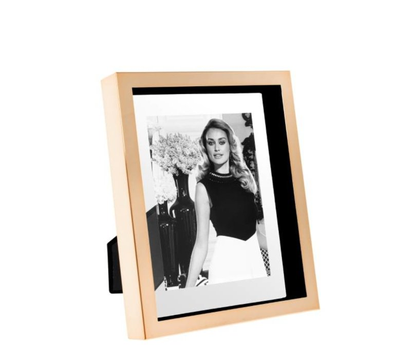 Picture frame Mulholland Large in rose gold