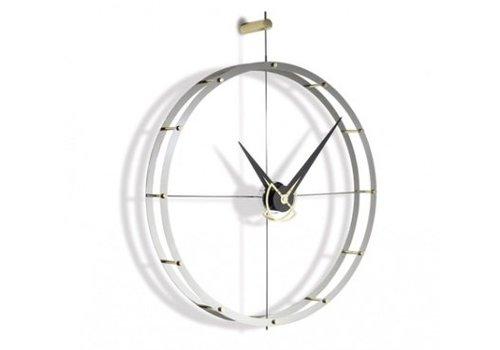 Nomon Design wall clock - Doble O g