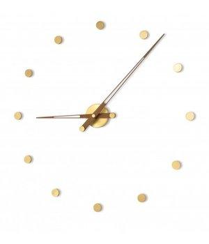 Nomon Moderne Uhr 'Rodón Gold n' in 70cm