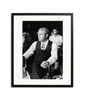 Steve McQueen picture: The Thomas Crown affair