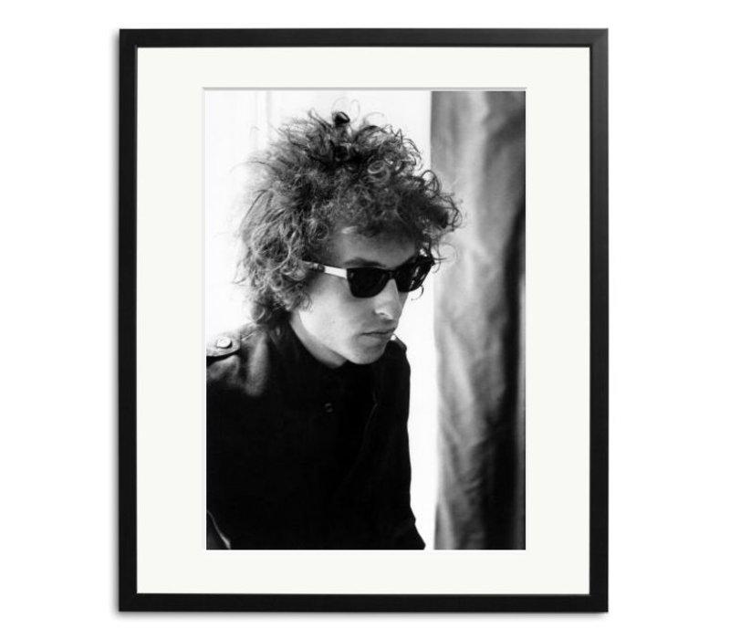 Bob Dylan photo by Dezo Hoffmann