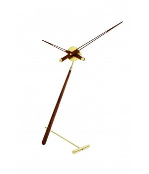 Nomon Table clock Puntero Gold
