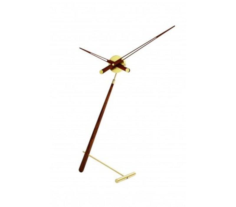 Table clock Puntero Gold