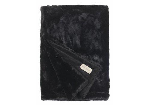 Winter-Home Felldecke - Seal Black Supersoft