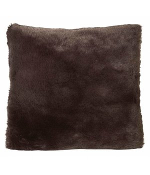 Winter-home Fellkissen 'Seal Hot Chocolate' in 45cm x 45cm