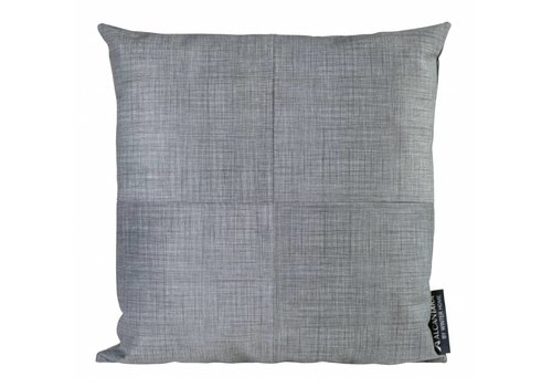 Winter-Home Kissen Alcantara - Anthracite