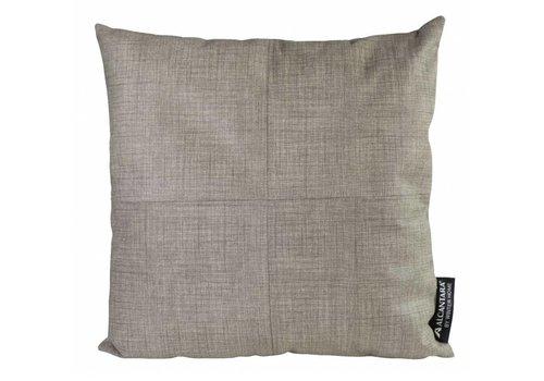 Winter-Home Cushion Alcantara 'Rock'
