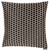 CLAUDI Chique Cushion Sergio in color Black Gold