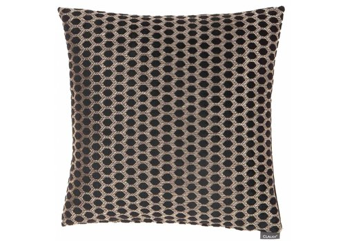 CLAUDI Chique Cushion Sergio Black Gold