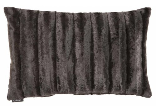 CLAUDI Chique Cushion Ottavia Dark Taupe