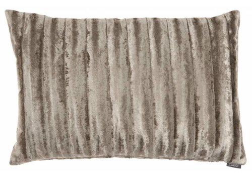 CLAUDI Chique Cushion Ottavia Taupe