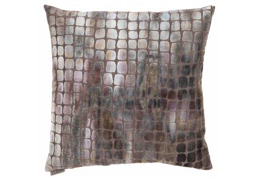 CLAUDI Chique Cushion Tosca Dark Taupe