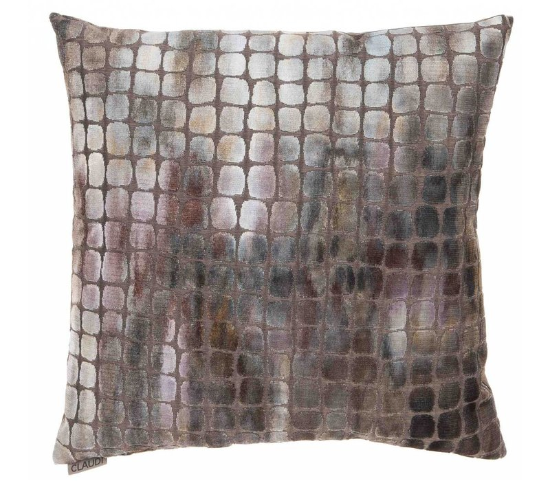 Cushion Tosca in color Dark Taupe