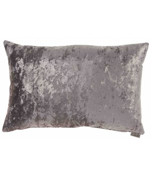 Claudi Cushion Eligio in color Dark Taupe