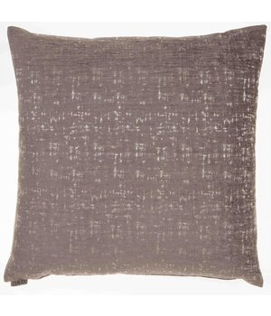 Claudi Cushion Mea in color Brown