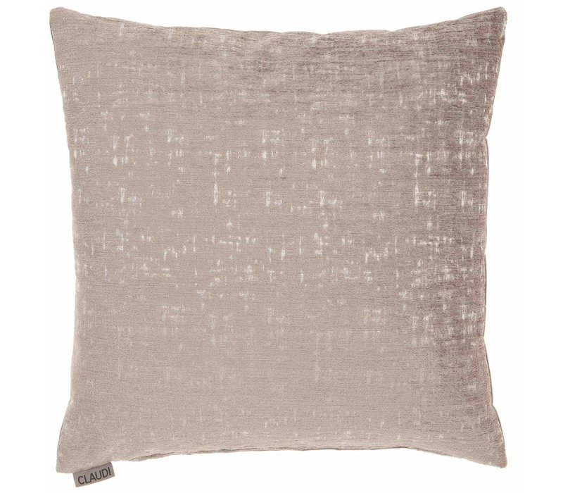 Cushion Mea in color Taupe
