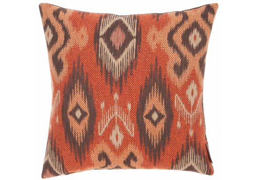 De Kussenfabriek Cushion Carino Orange