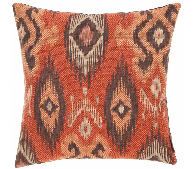 Cushion Carino in color Orange