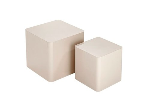 BRAID Side tables - set of 2