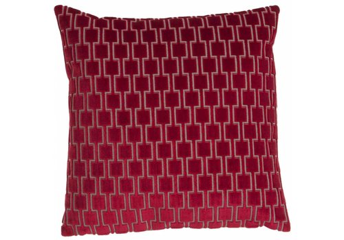 De Kussenfabriek Cushion Frior Red