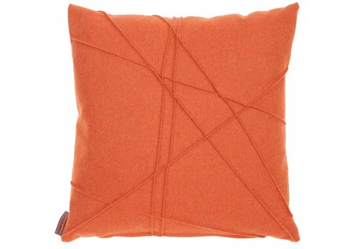 CLAUDI Design Cushion Gregor Orange