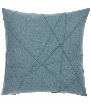 De Kussenfabriek Cushion Gregor color Azure