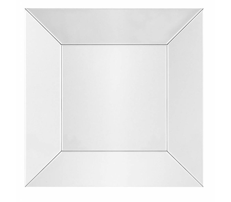 Large wall mirror 'Domenico' 100 x 100cm