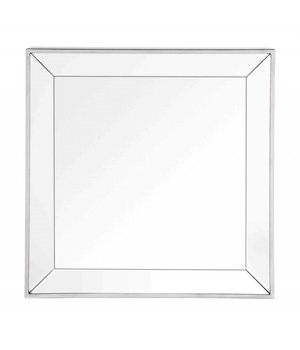 Eichholtz Mirror glass square 'Ventura' 60 x 60cm