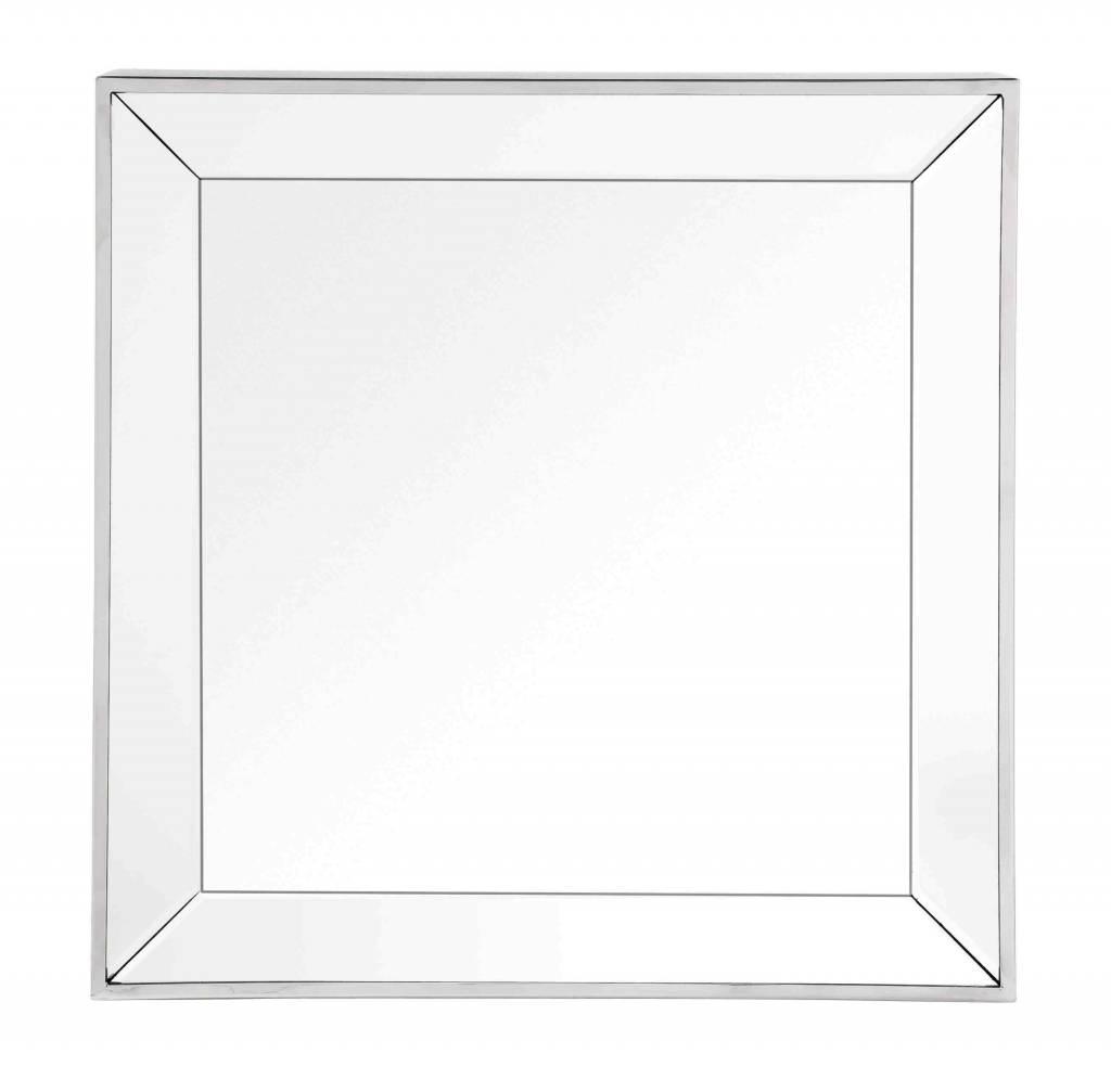 quadratischer spiegel 39 ventura 39 wilhelmina designs. Black Bedroom Furniture Sets. Home Design Ideas