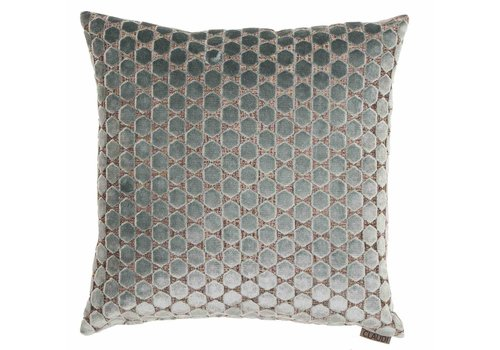 CLAUDI Chique Cushion Orsina Light Blue