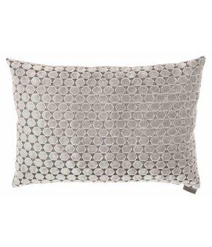 Claudi Cushion Orsina in color Silver
