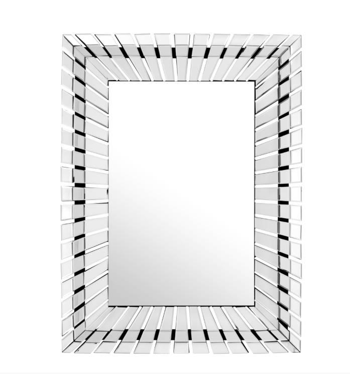 Vierkante spiegel wilhelmina designs for Designer spiegel shop