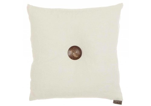 CLAUDI Chique Cushion Eva Off White