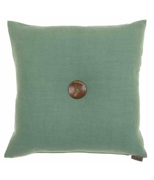 Claudi Cushion Eva in color Mint