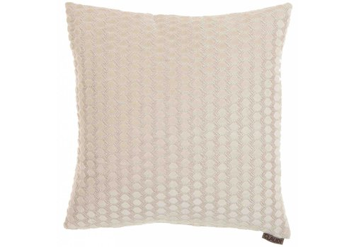 CLAUDI Chique Cushion Sergio Off White