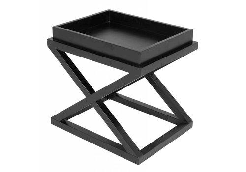 Eichholtz Side table black - Mcarthur