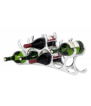 Eichholtz Design Weinregal 'Alboran' für 9 Flaschen.