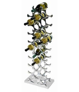 Eichholtz Design wine rack large 'Alboran L' for 27 bottles