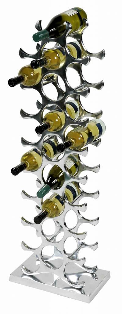 eichholtz design weinregal 39 alboran 39 f r 27 flaschen wilhelmina designs. Black Bedroom Furniture Sets. Home Design Ideas