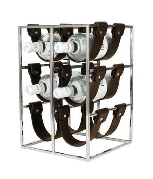 Eichholtz Wine rack 'Envy' for 6 bottles