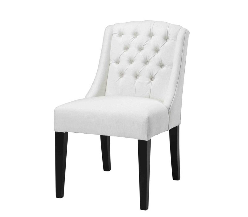 Dining chair - Lancaster ivory