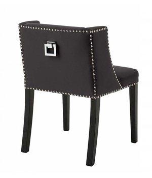 Eichholtz Dining chair black - St James