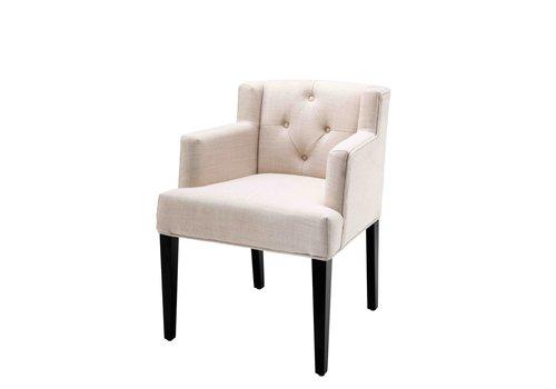 Eichholtz Dining armchair natural - Boca Raton