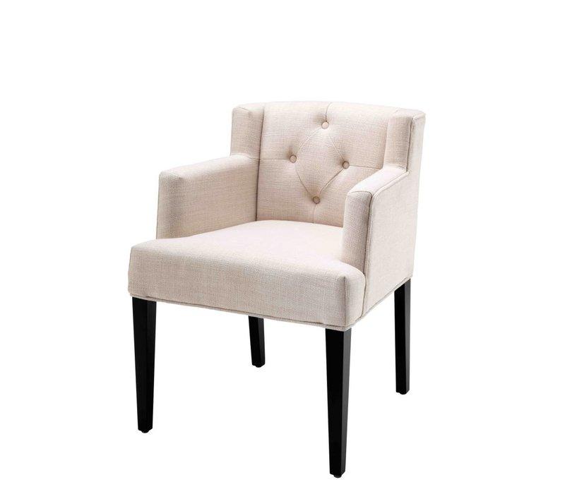 Dining armchair natural - Boca Raton