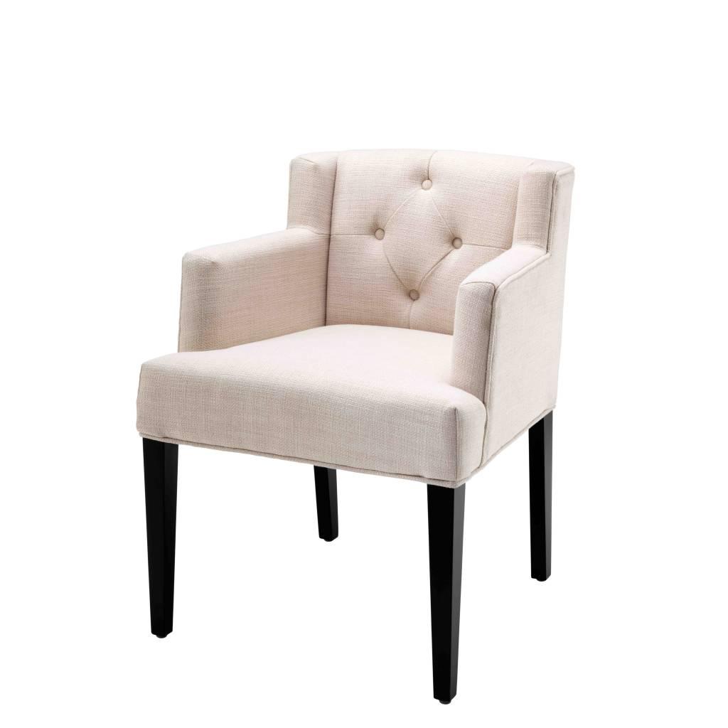 Eetkamerstoel met armleuning wilhelmina designs for Eetkamer stoel