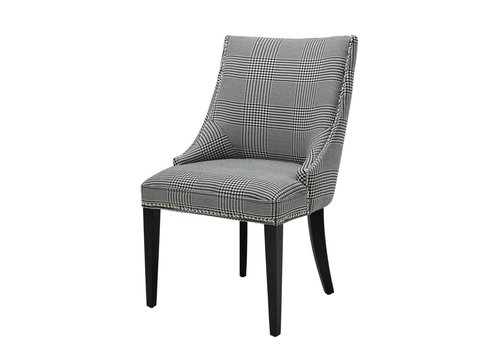 Eichholtz Dining chair - Bermuda Black - Copy