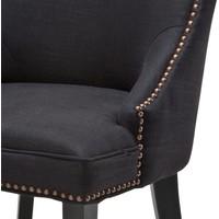 Dining chair - Bermuda Black