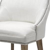 Dining chair - Bermuda Ivory