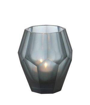Eichholtz Teelichthalter - Okhto blue S; Set von 2